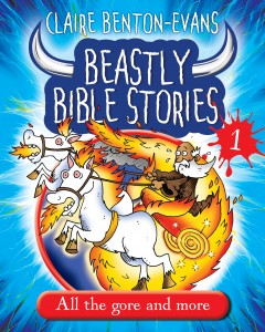 Beastly Bible 1 cover